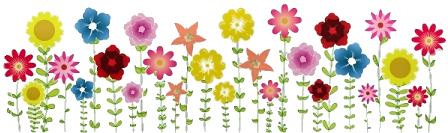 Kuvahaun tulos haulle kukka piirretty