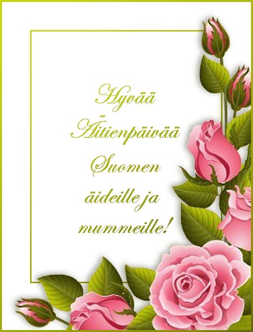 hyvää huomenta runo rakkaalle Paimio